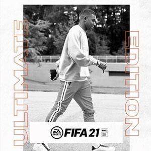 FIFA 21 Ultimate Edition Upgrade