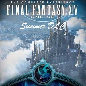 Final Fantasy 14 Summer