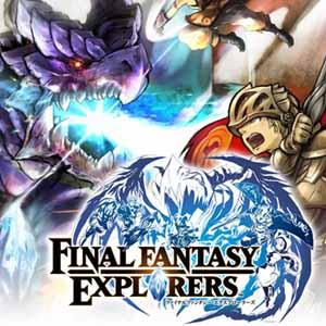 Final Fantasy Explorers Nintendo 3DS Download Code im Preisvergleich kaufen