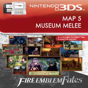 Fire Emblem Fates Map 5 Museum Melee 3DS Download Code im Preisvergleich kaufen