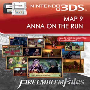 Fire Emblem Fates Map 9 Anna on the Run 3DS Download Code im Preisvergleich kaufen