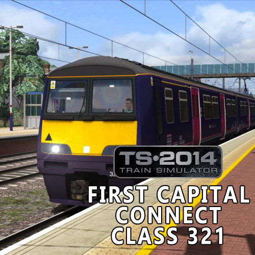 Train Simulator First Capital Connect Class 321 Key Kaufen Preisvergleich