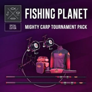 Fishing Planet Mighty Carp Tournament Pack