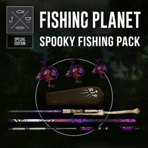 Fishing Planet Spooky Fishing Pack