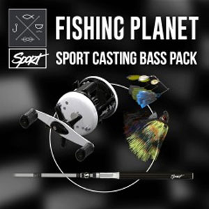 Fishing Planet Sport Casting Bass Pack