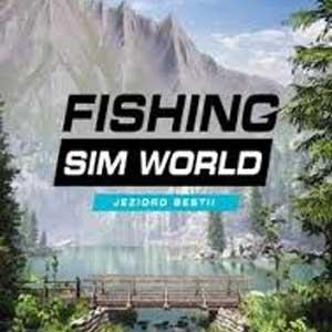 Fishing Sim World Lake Arnold