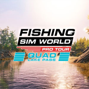 Fishing Sim World Pro Tour Quad Lake Pass