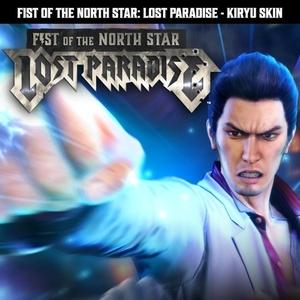 Fist of the North Star Lost Paradise Kazuma Kiryu Skin