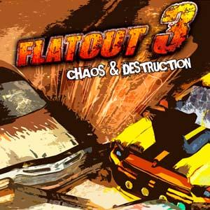 Flatout 3 Chaos and Destruction Key Kaufen Preisvergleich