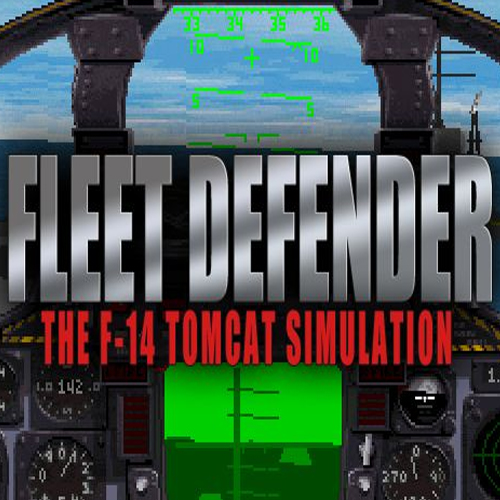 Fleet Defender The F-14 Tomcat Simulation