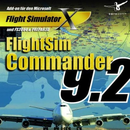 Flightsim Commander 9.2 Flight Simulator X Addon Key Kaufen Preisvergleich