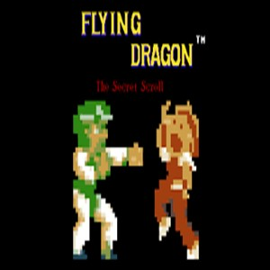 Flying Dragon The Secret Scroll