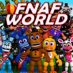 FNaF World Key Kaufen Preisvergleich
