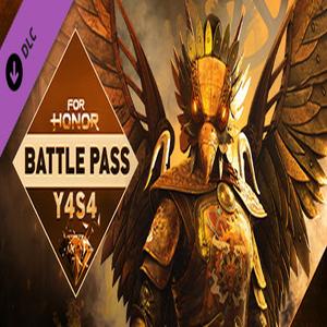 FOR HONOR Battle Pass Year 4 Season 4