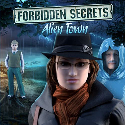 Forbidden Secrets Alien Town Key Kaufen Preisvergleich