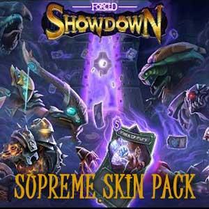 Forced Showdown Supreme Skin Pack Key Kaufen Preisvergleich