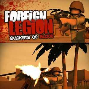 Foreign Legion Buckets of Blood Key Kaufen Preisvergleich