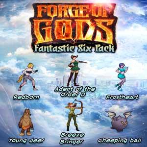 Forge of Gods Fantastic Six Pack Key Kaufen Preisvergleich