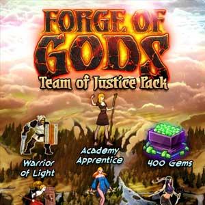 Forge of Gods Team of Justice Pack Key Kaufen Preisvergleich