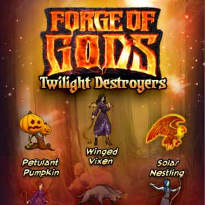 Forge of Gods Twilight Destroyers Pack Key Kaufen Preisvergleich