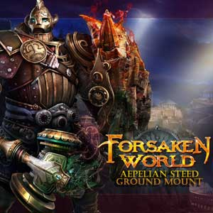Forsaken World Aepelian Steed Ground Mount Key Kaufen Preisvergleich