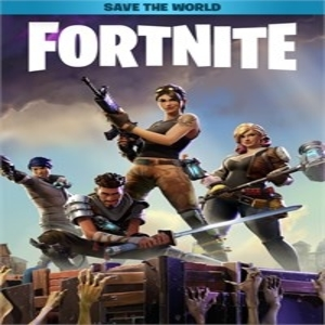 Fortnite Save the World Deluxe Founders Pack