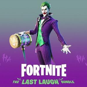 Kaufe Fortnite The Last Laugh Bundle DLC Nintendo Switch Preisvergleich