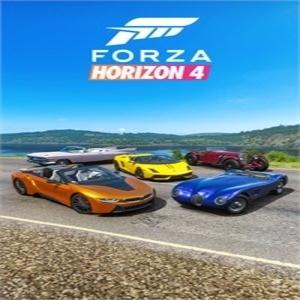 Forza Horizon 4 Open Top Car Pack
