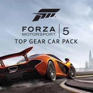 Forza Motorsport 5 Top Gear Car Pack