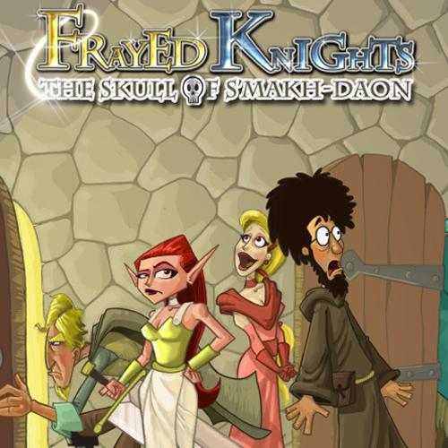 Frayed Knights The Skull of S'makh-Daon Key Kaufen Preisvergleich