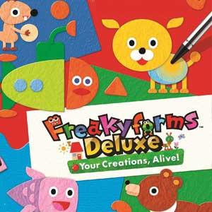Freakyforms Deluxe Nintendo 3DS Download Code im Preisvergleich kaufen