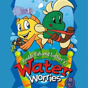 Freddi Fish and Luthers Water Worries