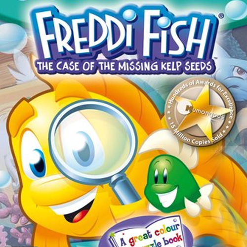 Freddi Fish and The Case of the Missing Kelp Seeds Key Kaufen Preisvergleich