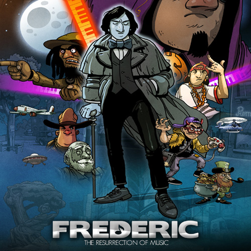 Frederic Resurrection of Music Key Kaufen Preisvergleich
