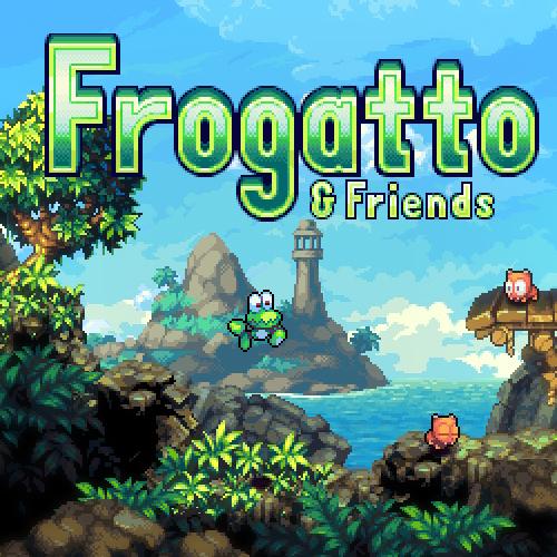 Frogatto Friends Key Kaufen Preisvergleich