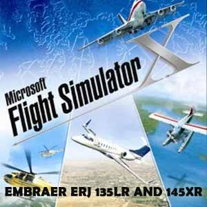 FSX Embraer ERJ 135LR and 145XR Add-On Key Kaufen Preisvergleich