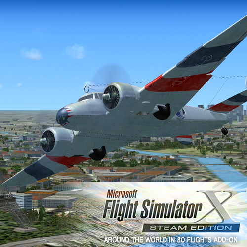 FSX Steam Edition Around The World In 80 Flights Add-On Key Kaufen Preisvergleich