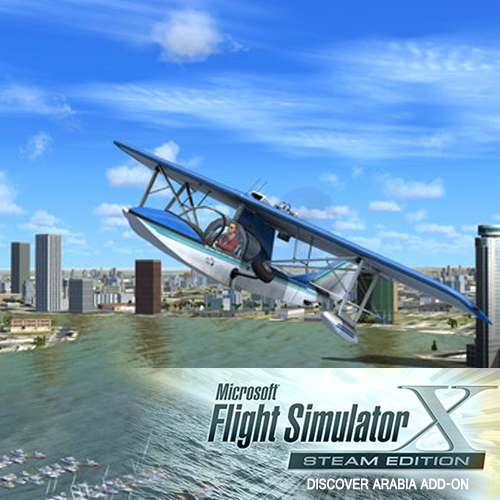 FSX Steam Edition Discover Arabia Add-On Key Kaufen Preisvergleich