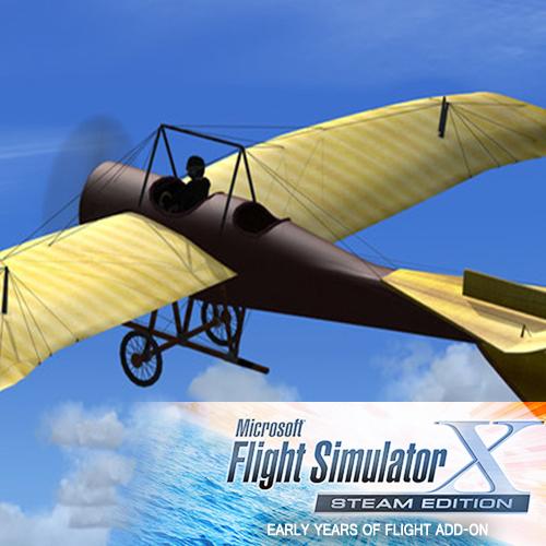 FSX Steam Edition Early Years of Flight Add-On Key Kaufen Preisvergleich
