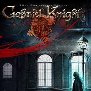 Gabriel Knight Sins of the Father