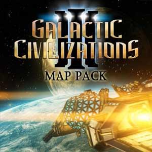 Galactic Civilizations 3 Map Pack