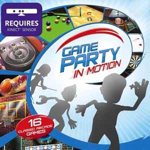 Game Party in Motion Xbox 360 Code Kaufen Preisvergleich