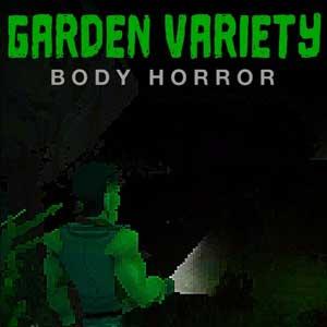 Garden Variety Body Horror Rare Import