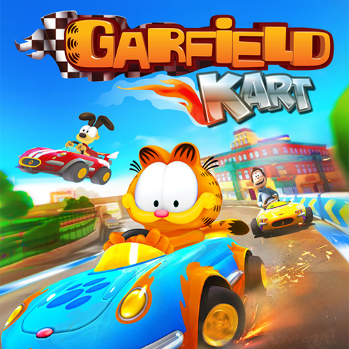 Garfield Kart Nintendo 3DS Download Code im Preisvergleich kaufen