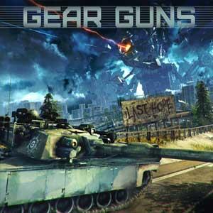 GEARGUNS Tank Offensive Key Kaufen Preisvergleich