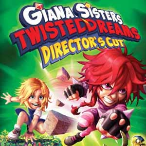 Giana Sisters Twisted Dreams Directors Cut PS4 Code Kaufen Preisvergleich