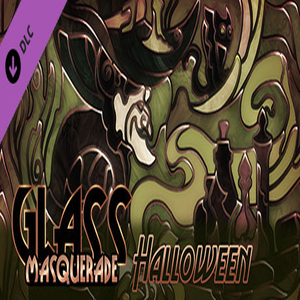 Glass Masquerade Halloween Puzzle Pack