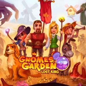 Gnomes Garden Lost King