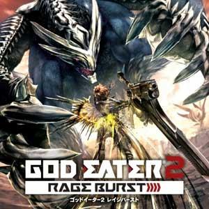 God Eater 2 Rage Burst PS4 Code Kaufen Preisvergleich
