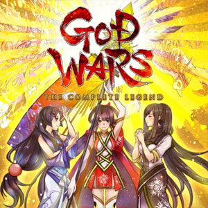 God Wars The Complete Legend Additional Equipment True Three Sacred Treasures Set